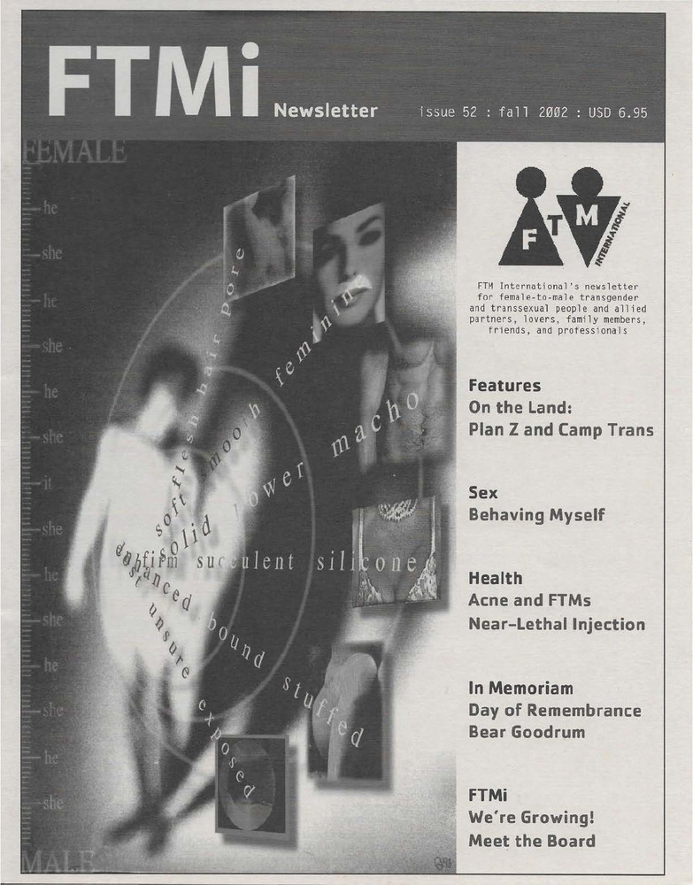 Download the full-sized PDF of Gender Expressions Vol. 2 No. 1 (Spring 1990)