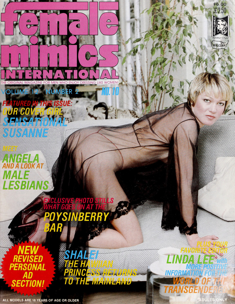 Download the full-sized image of Female Mimics International Vol. 12 No. 2