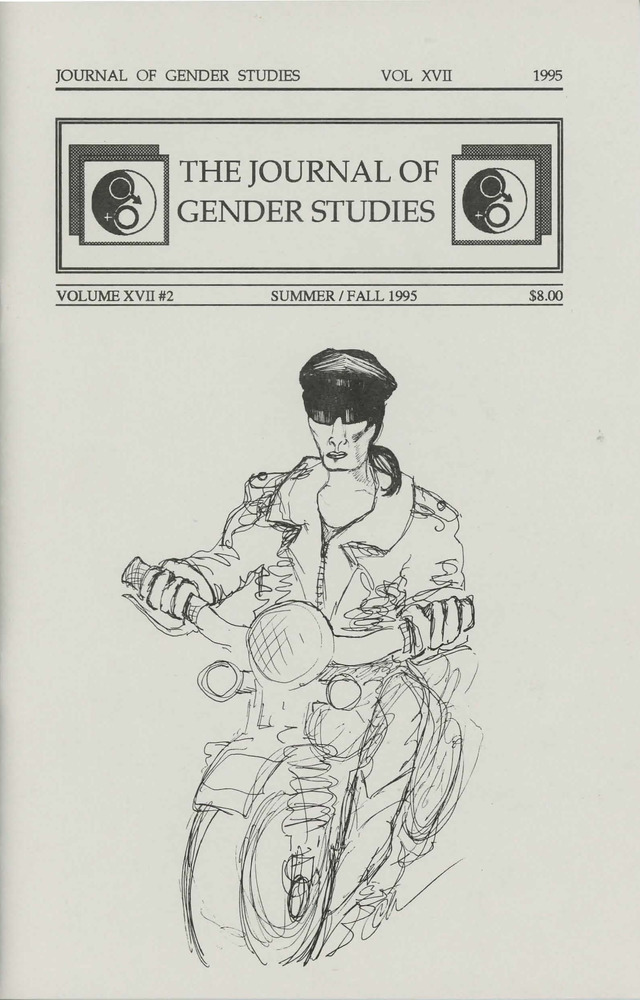 Download the full-sized PDF of The Journal of Gender Studies Vol. 17 No. 2