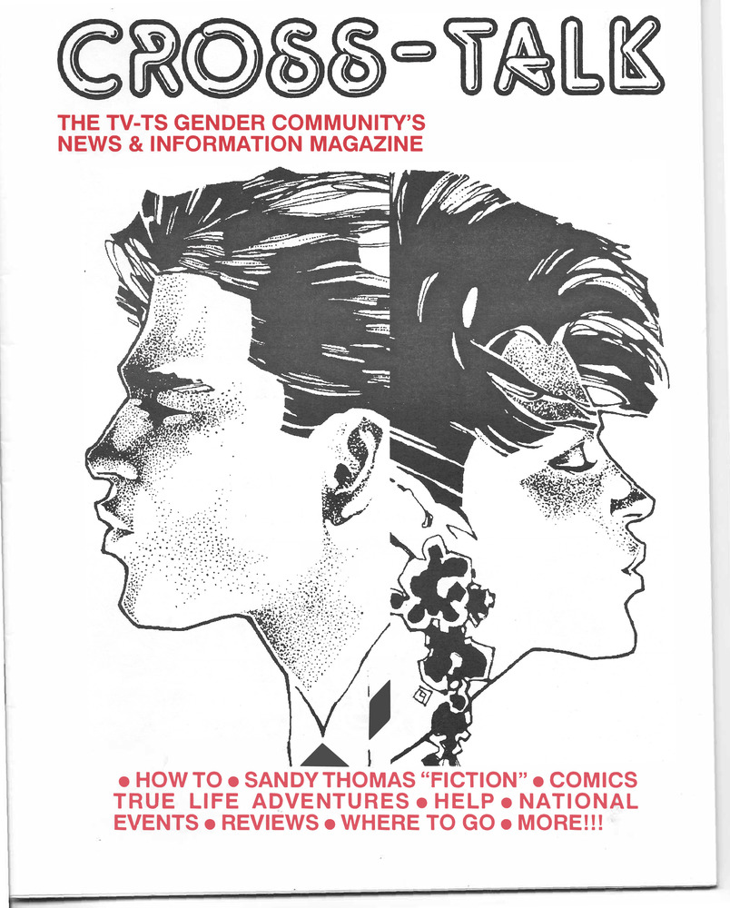 Download the full-sized PDF of Cross-Talk: The Gender Community's News & Information Monthly, No. 40 (February, 1993)